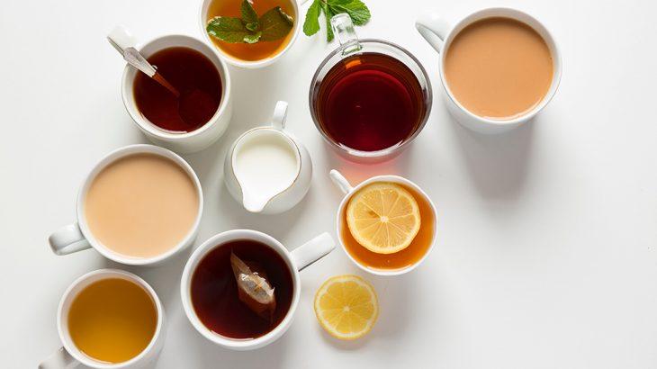 特徴による和紅茶の選び方(和紅茶グルーピング)