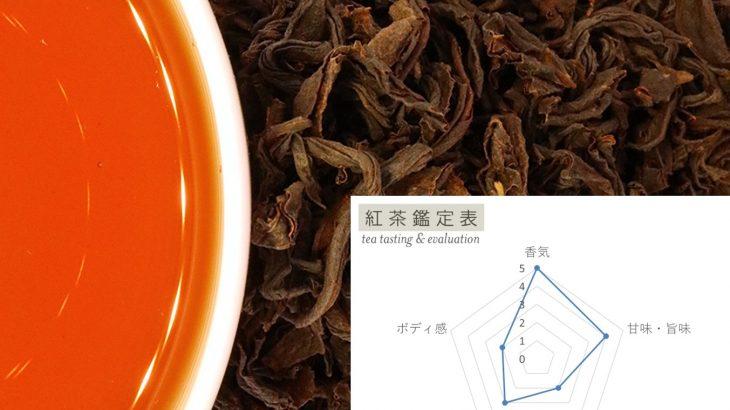 紅茶鑑定表の見方と5つの指標