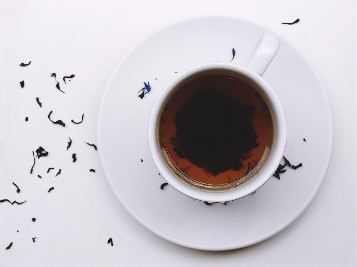和紅茶の爽快な渋み