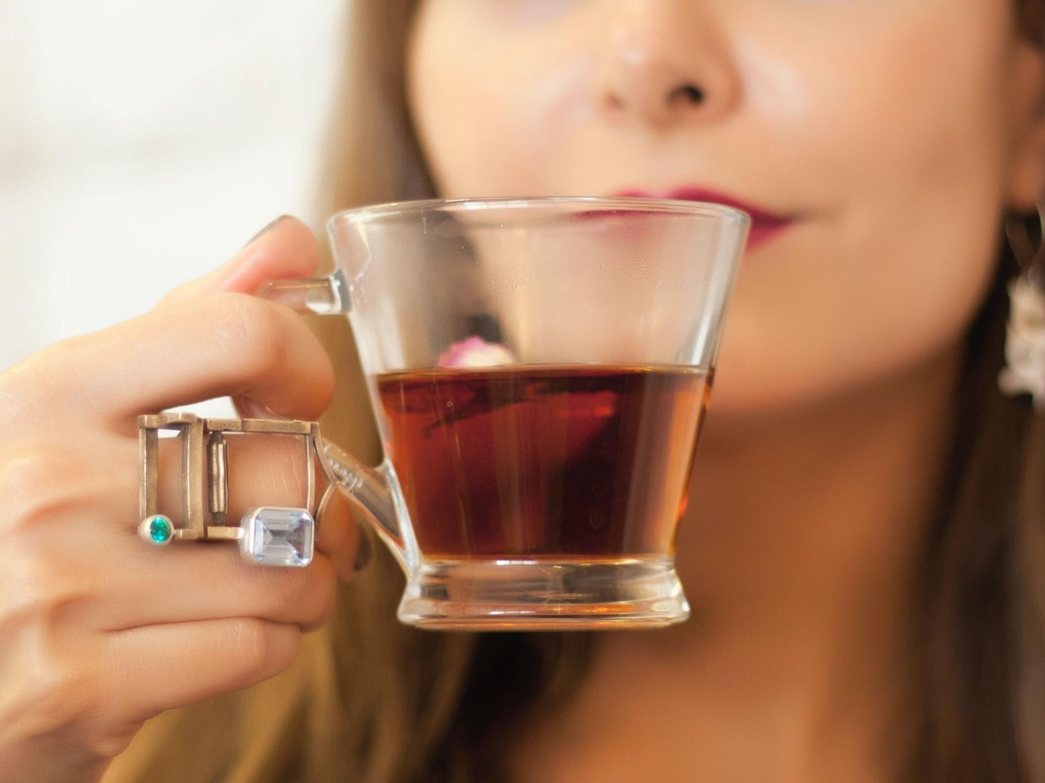 和紅茶の甘味・旨味