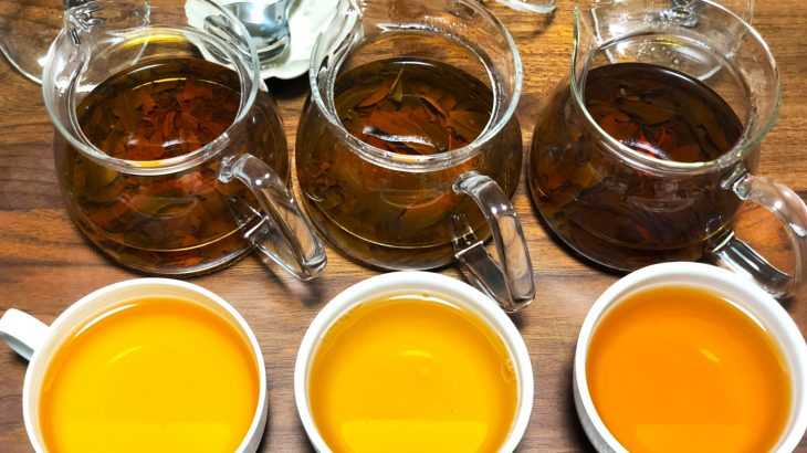 和紅茶もいよいよ新茶シーズン