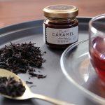 CARAMELIFEとの和紅茶コラボ企画が実現しました