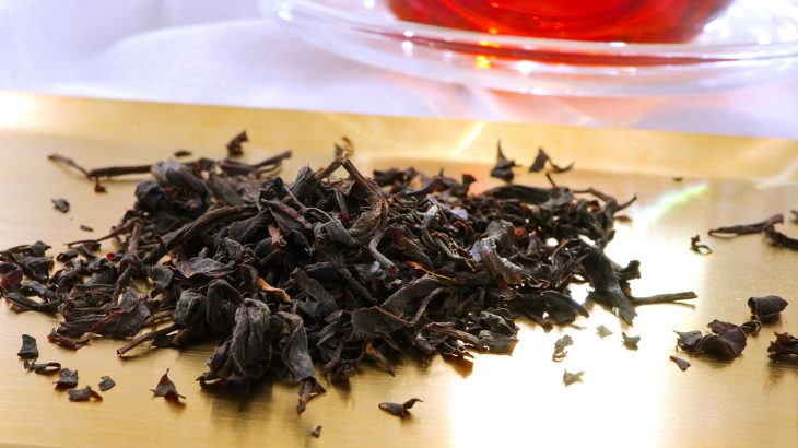 和紅茶紹介|甲斐製茶園 べにふうき1st 2020