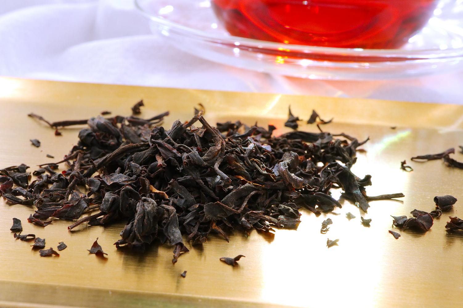 和紅茶の茶葉の品種とは