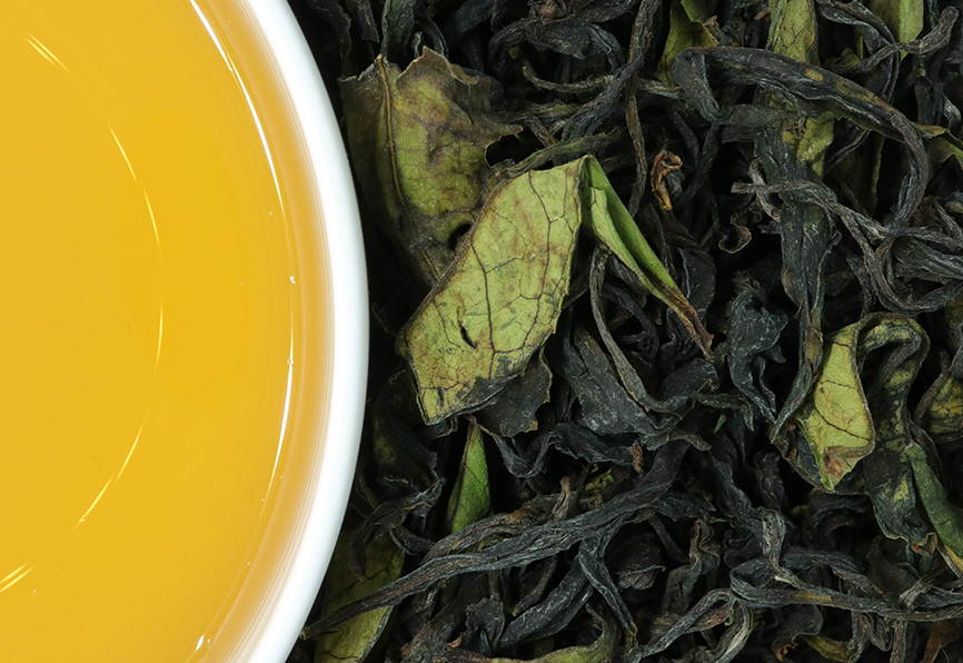 如春園 こゆるぎ紅茶(やぶきた1st)2021