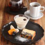 和食料理店「あえん」で楽しむ新作和スイーツとレインブラントティーの和紅茶